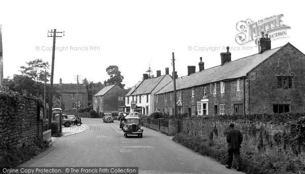 Photo of Seavington St Michael, c1955, ref. S792001