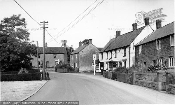 Photo of Seavington St Michael, the Volunteer Inn c1955, ref. S792006