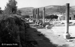 Sebastia, Samaria 1965