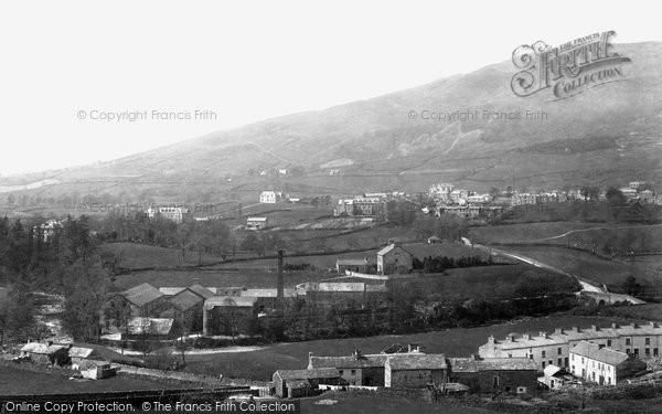 Photo of Sedbergh, 1890, ref. 23825