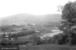 Sedbergh, Above Millthorpe 1894