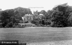Sedbergh, Akay Lodge 1923