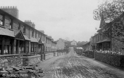 Sedbergh, Bainbridge Road 1894