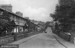 Sedbergh, Bainbridge Road 1929