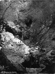 Sedbergh, Dove Cote Ghyll 1891