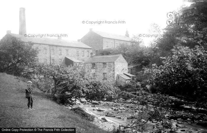 Sedbergh,Farfield Mill 1894,Cumbria