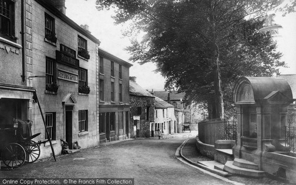 Photo of Sedbergh, Tinkle Street 1903, ref. 50053