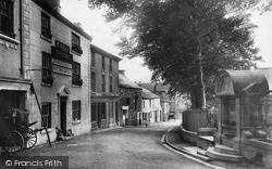 Sedbergh, Finkle Street 1903