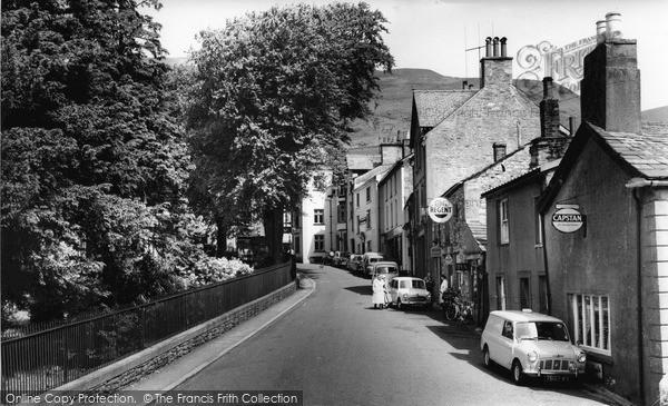 Sedbergh, Finkle Street c.1960