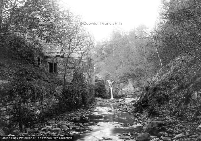 Photo of Sedbergh, Fosters Mill 1891