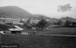 Sedbergh, From School House 1894