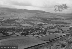 Sedbergh, From Winder 1929
