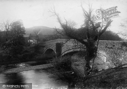 Sedbergh, Lincoln's Inn Bridge 1890