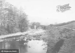 Sedbergh, Lower Bridge 1890