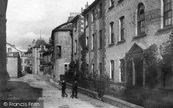 Sedbergh, Main Street 1903