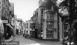 Sedbergh, Main Street c.1955