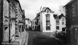 Sedbergh, Main Street c.1965