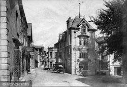 Sedbergh, Market Place 1903