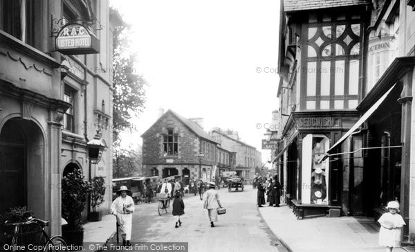 Photo of Sedbergh, Market Place 1923, ref. 74551