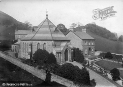 Sedbergh, Methodist Chapel 1890