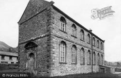 Sedbergh, Old Grammar School 1892