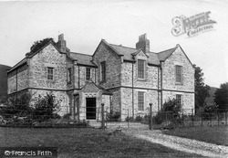 Sedbergh, Sanatorium 1892
