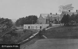 Sedbergh, School And War Memorial 1924