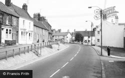 Sedgefield, West End c.1965