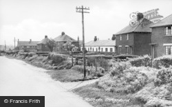 Sedgeford, Hillside c.1955