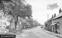 Sedgeford, The Village c.1955