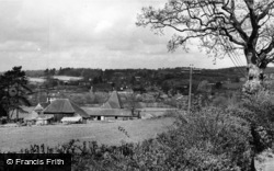 Sedlescombe, General View c.1955