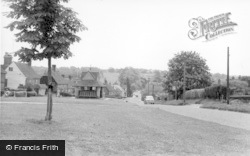 Sedlescombe, Looking South c.1960