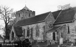 Sedlescombe, St John The Baptist Church c.1955