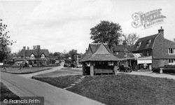 Sedlescombe, The Green c.1955