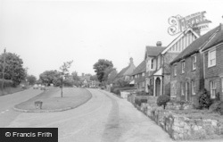 Sedlescombe, The Green c.1960