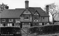 Sedlescombe, The Old Manor House c.1955