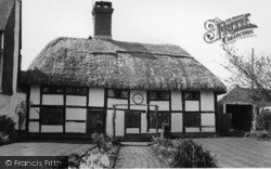 "Sedlescombe, ""The Old Thatch"" c.1955"