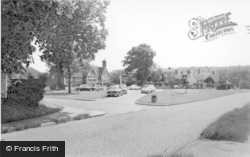 Sedlescombe, The Queen's Head c.1960
