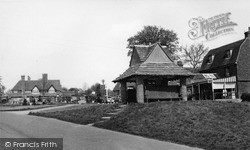 Sedlescombe, The Village Green c.1955