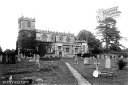Seend, Church Of The Holy Cross 1899