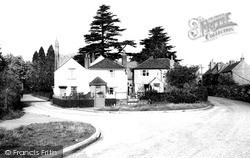 Seer Green, Chalfont Road c.1960