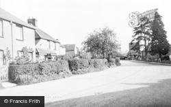 Seer Green, Church Road c.1955
