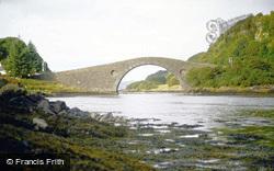 Telford's Bridge Over The Atlantic 1994, Seil