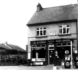 Seisdon, The Stores c.1960