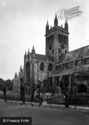 Abbey 1934, Selby