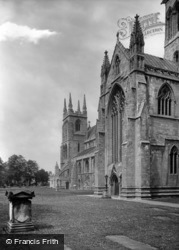 Abbey 1936, Selby