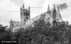 Abbey c.1955, Selby