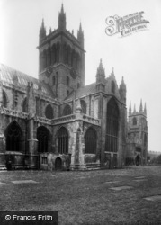 Abbey, North East 1936, Selby