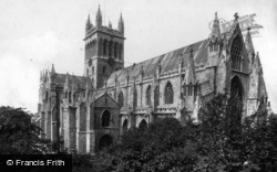 Selby, Abbey, South East 1936