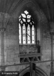 Abbey, The George Washington Window c.1960, Selby